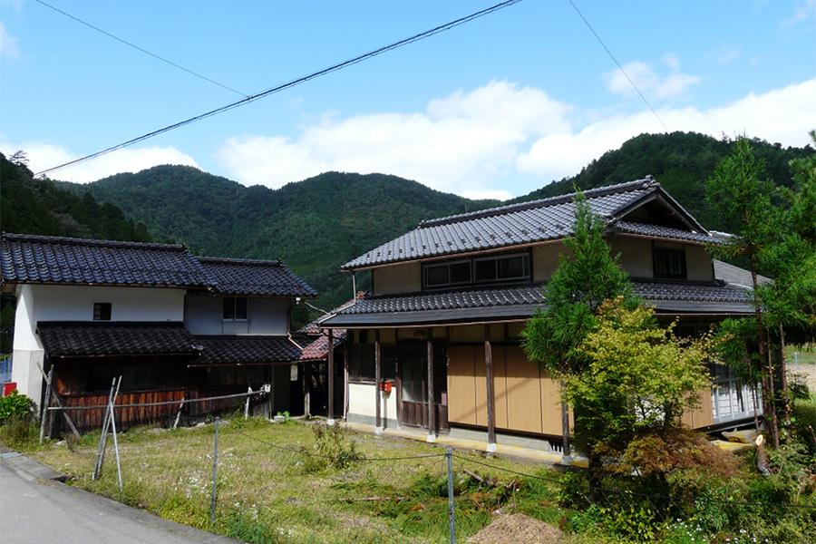 空き家外観No.01